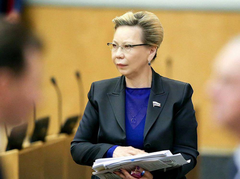 Галина Данчикова выполнила наказ избирателей